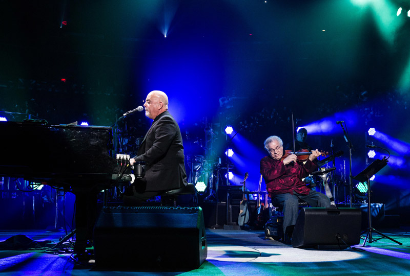 Billy Joel At Madison Square Garden New York, NY – March 15, 2016 (Photo 48)