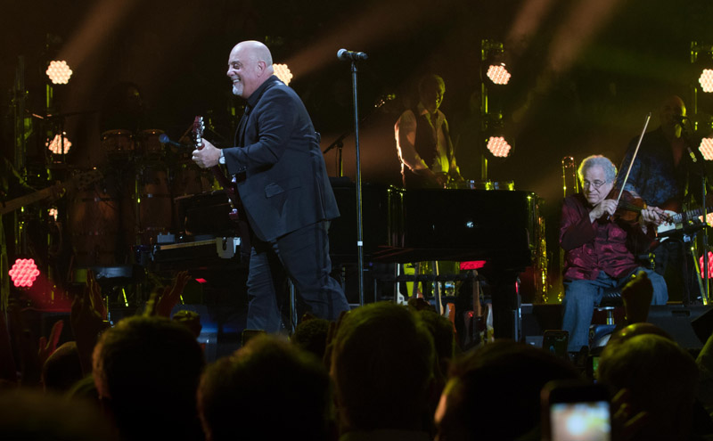 Billy Joel At Madison Square Garden New York Ny March 15 2016 Photo 5 Billy Joel