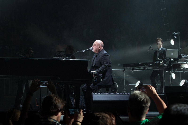 Billy Joel At Madison Square Garden, March 15th, 2016