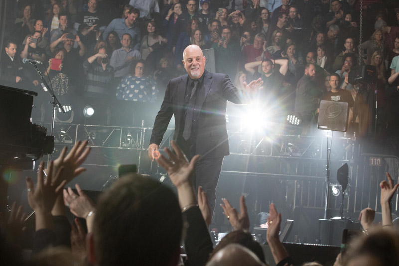 Billy Joel At Madison Square Garden New York Ny March 15 2016 Photo 21 Billy Joel