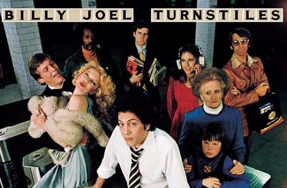 Billy Joel 'Turnstiles' Released 40 Years Ago Today