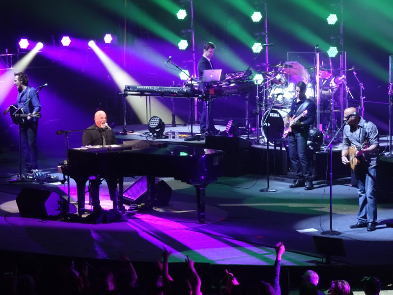 Billy Joel At T-Mobile Arena Las Vegas, NV – April 30, 2016 (Photo 45)