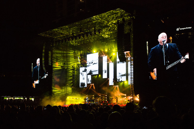 Billy Joel performs live on stage at Petco Park in San Diego, CA, on May 14, 2016.