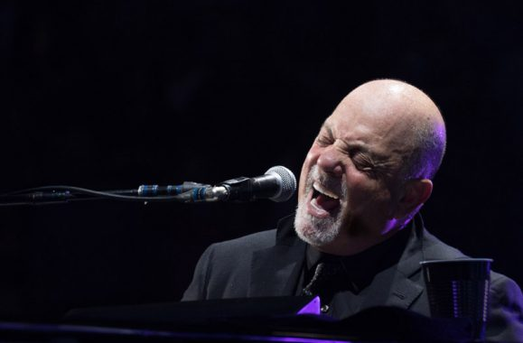 Billy Joel Performs Record-Breaking 75th MSG Show