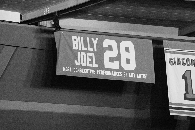 Billy Joel At Madison Square Garden New York Ny May 27 2016 Photo 58 Billy Joel Official