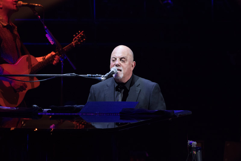 Billy Joel At Madison Square Garden New York, NY – May 27, 2016 (Photo 61)