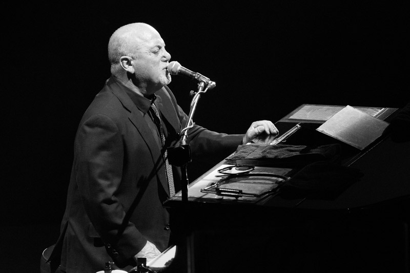 Billy Joel At Madison Square Garden New York, NY – May 27, 2016 (Photo 63)