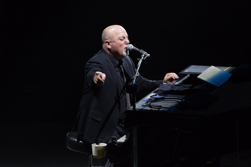 Billy Joel At Madison Square Garden New York, NY – May 27, 2016 (Photo 64)
