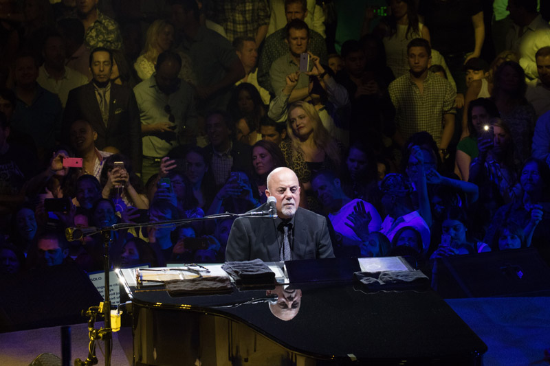 Billy Joel At Madison Square Garden New York, NY – May 27, 2016 (Photo 65)