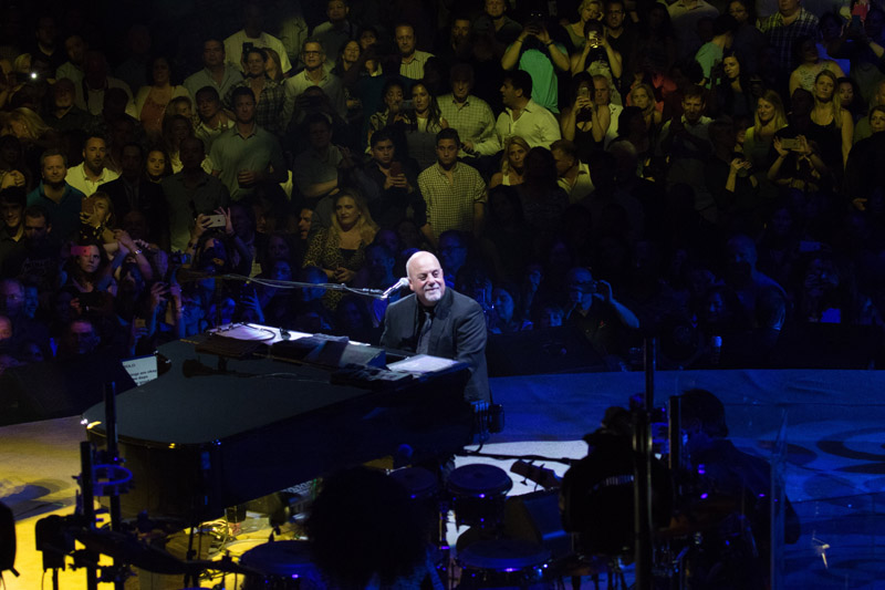 Billy Joel At Madison Square Garden New York, NY – May 27, 2016 (Photo 66)
