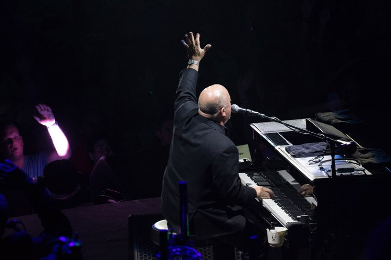 Billy Joel At Madison Square Garden New York, NY – May 27, 2016 (Photo 67)
