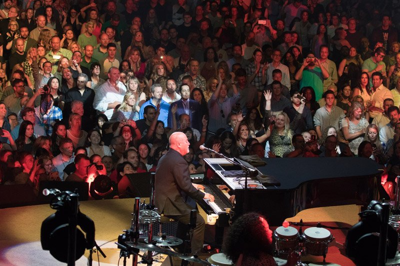 Billy Joel At Madison Square Garden New York, NY – May 27, 2016 (Photo 68)