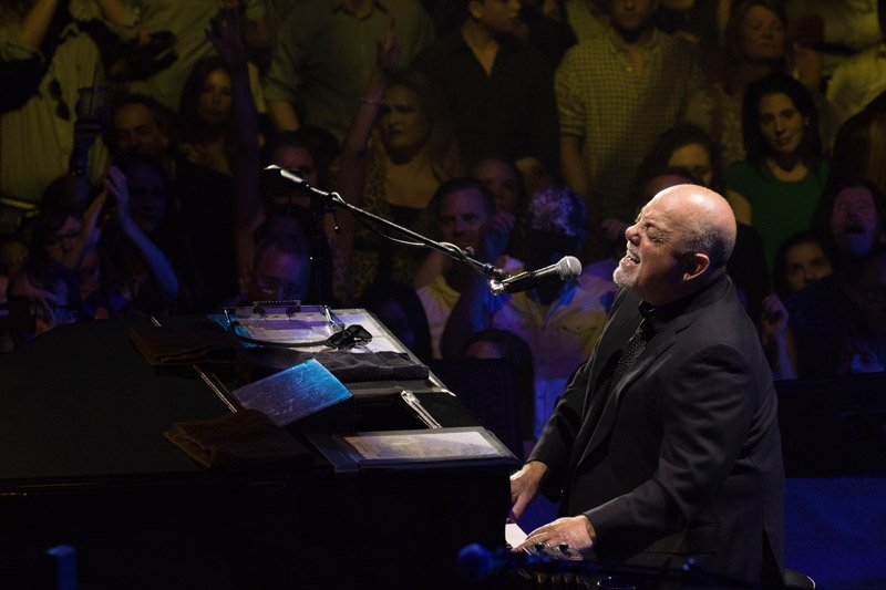 Billy Joel At Madison Square Garden New York, NY – May 27, 2016 (Photo 70)