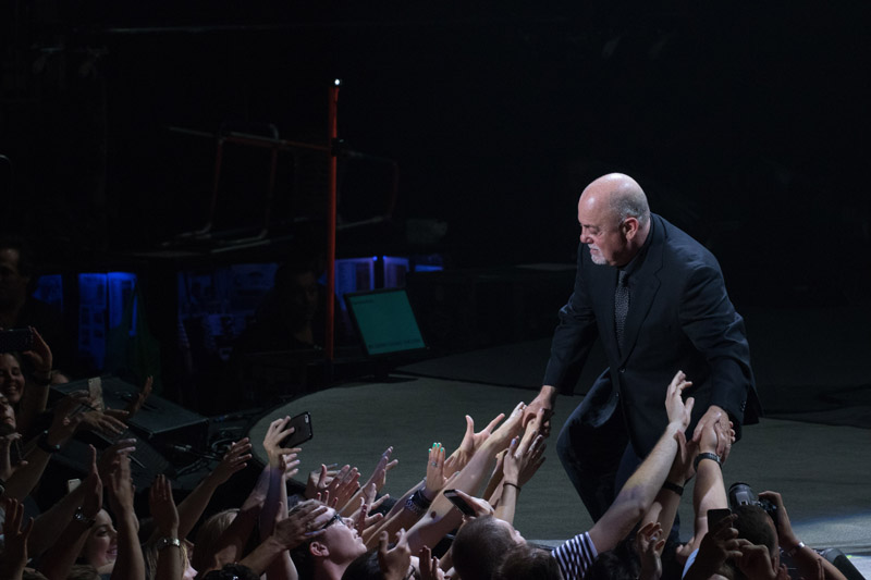 Billy Joel At Madison Square Garden New York, NY – May 27, 2016 (Photo 71)