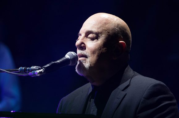 Exclusive Photos of Billy Joel, Famous Friends & Family At 76th MSG Concert