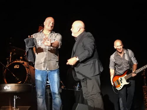 Billy Joel, Mike DelGuidice and Big Shot at The Paramount June 24, 2016