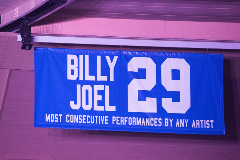 Billy Joel At Madison Square Garden New York, NY – June 17, 2016 (Photo 39)
