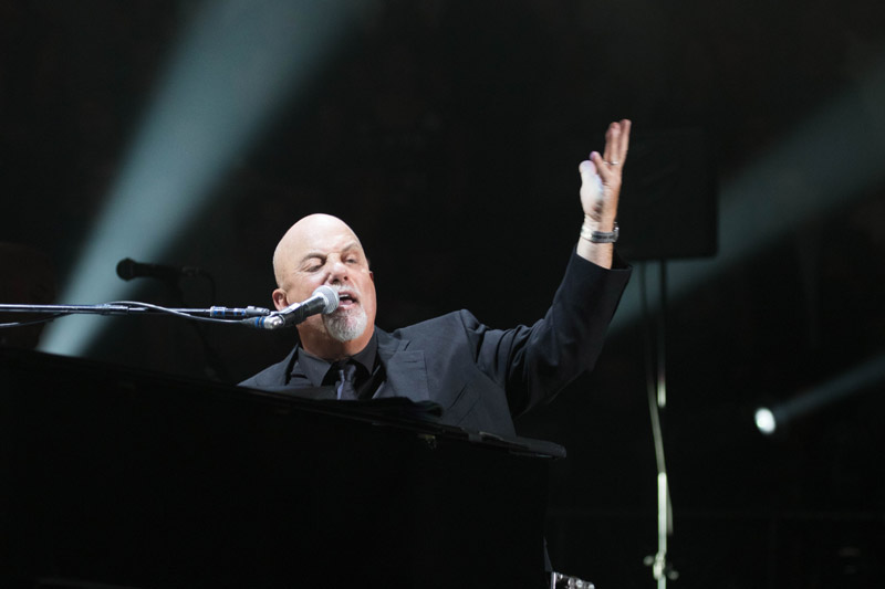 Billy Joel At Madison Square Garden New York, NY – June 17, 2016 (Photo 43)