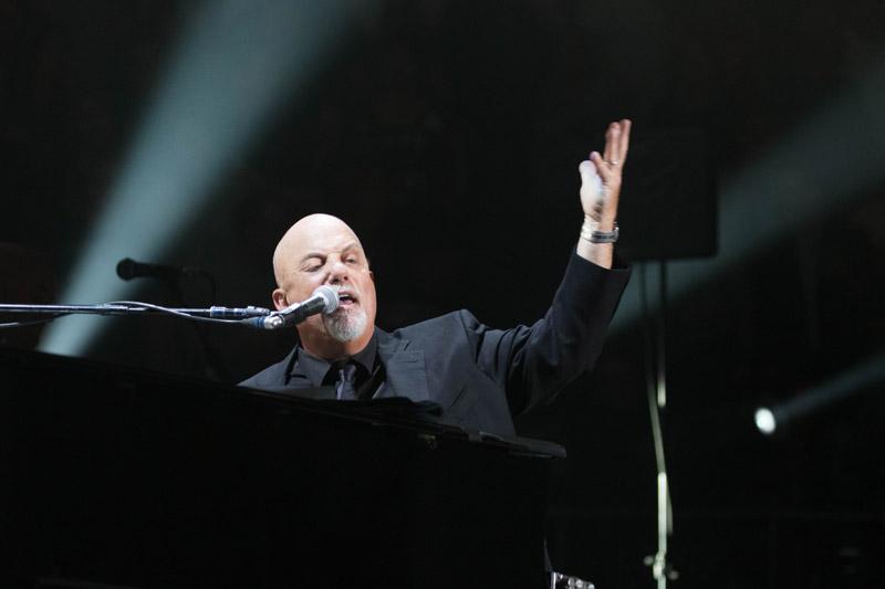 Billy Joel Madison Square Garden New York, NY June 17, 2016