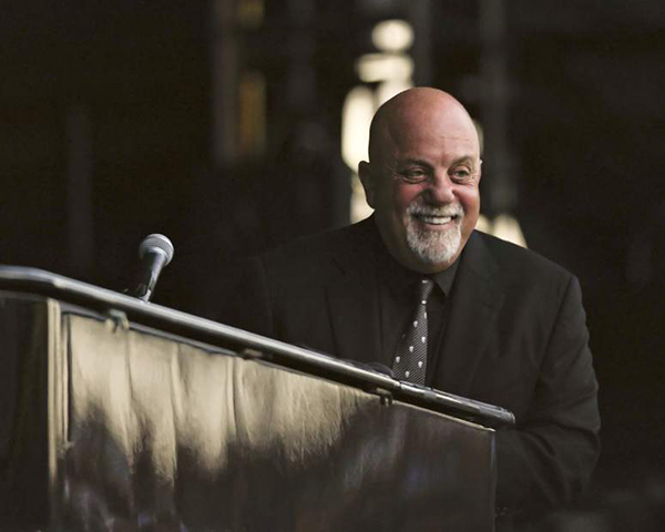 Billy Joel at PNC Park Pittsburgh PA July 1, 2016
