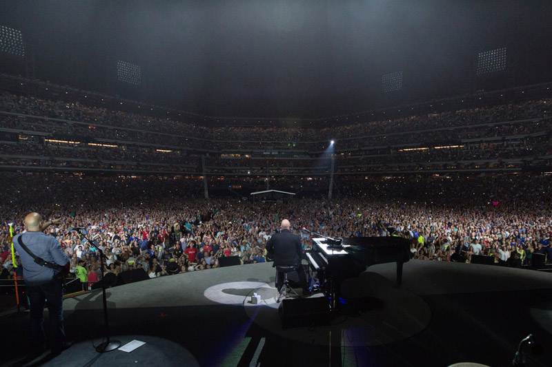 Billy Joel Live at Citizens Bank Park,July, 9, 2016