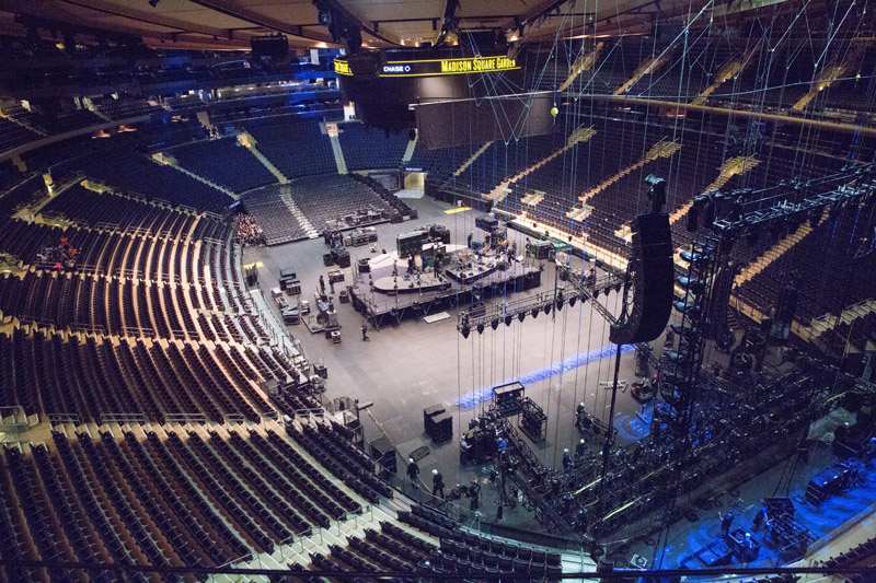 Billy Joel At Madison Square Garden New York, NY – April 15, 2016 (Photo 30)