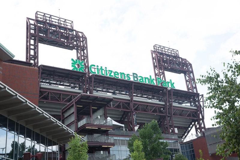 Citizens Bank Park, Philladelphia, PA, July, 9, 2016