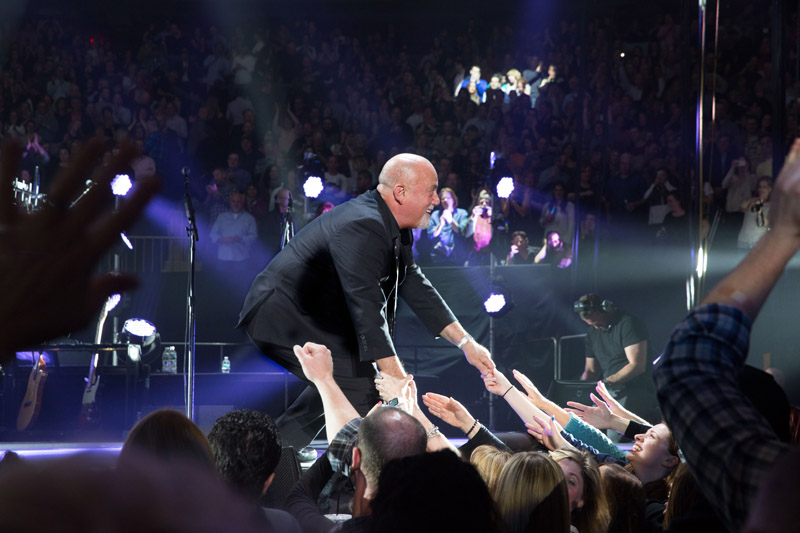 Billy Joel Live at Madison Square Garden, April 15th, 2016