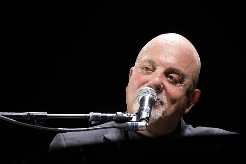 Billy Joel  live at Citizens Bank Park, July 9, 2016