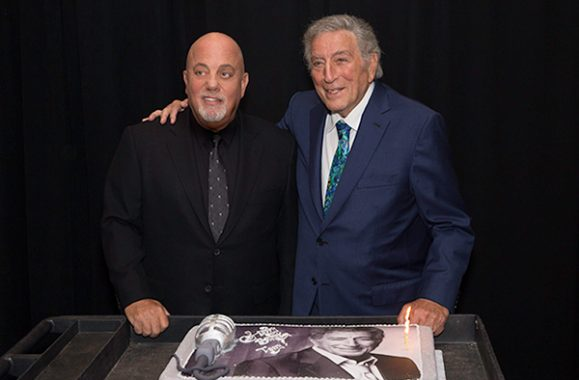 Billy Joel To Perform For Tony Bennett 90th Birthday Special