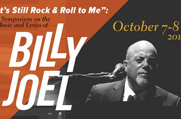 Colorado College To Host Scholarly Symposium On Billy Joel's Music