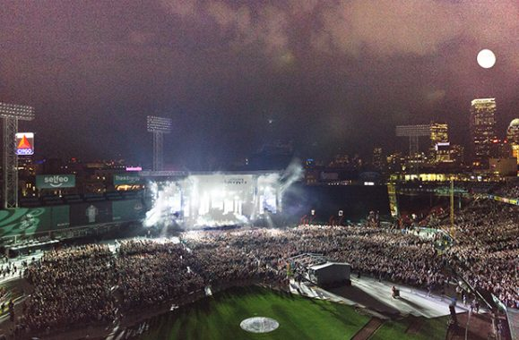 Billy Joel's Triple Play At Fenway August 18, 2016 – Exclusive Photos