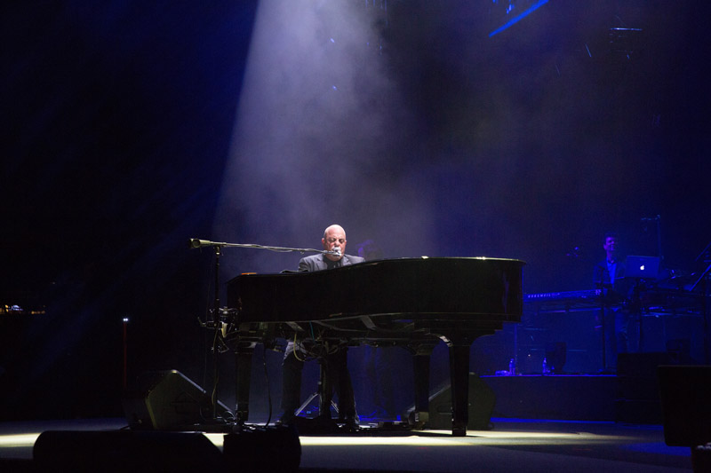 Billy Joel In Concert, Nationals Park, July 30, 2016