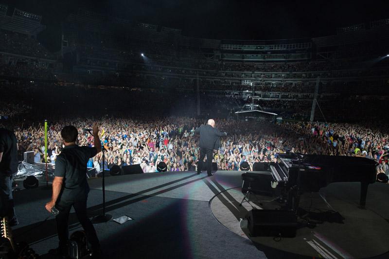 Billy Joel In Concert, Nationals Park, July 30, 2016