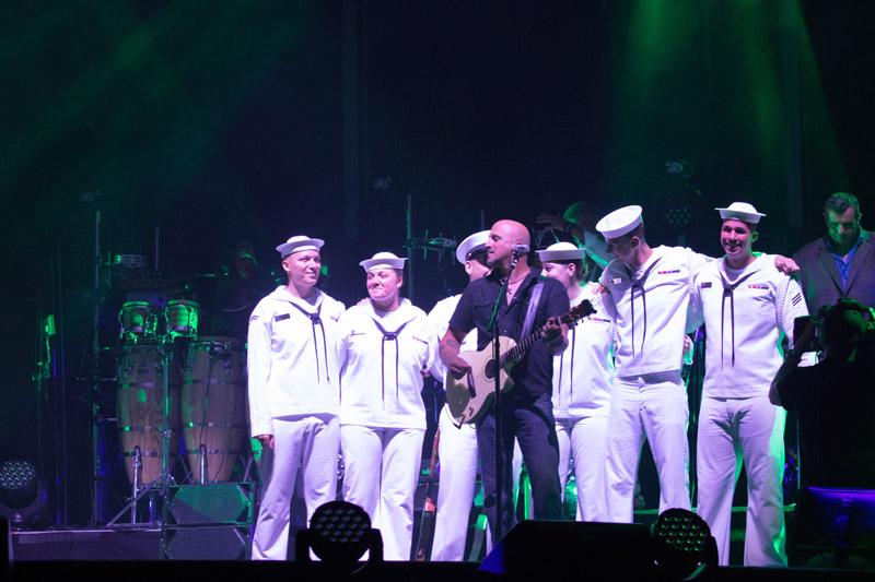 Billy Joel At Nationals Park Washington, D.C. – July 30, 2016 (Photo 64)
