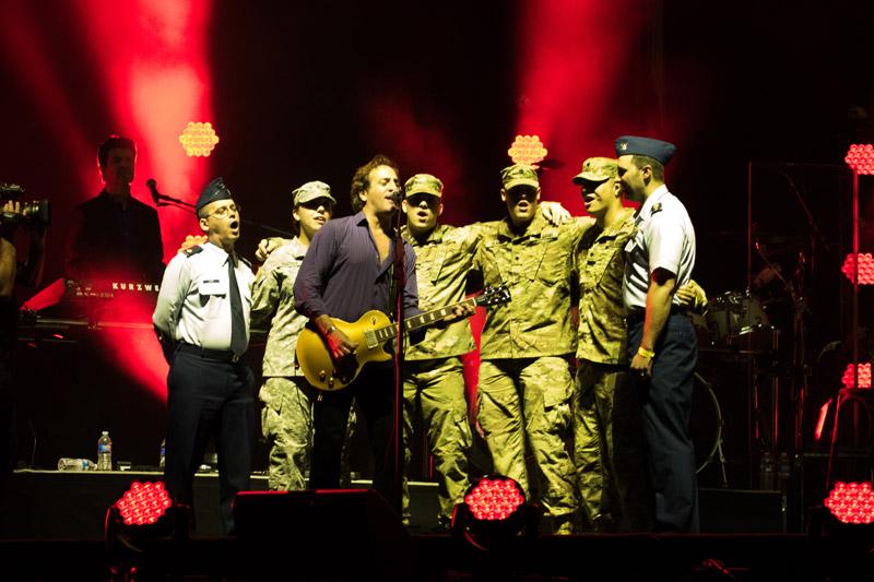 Billy Joel At Nationals Park Washington, D.C. – July 30, 2016 (Photo 67)