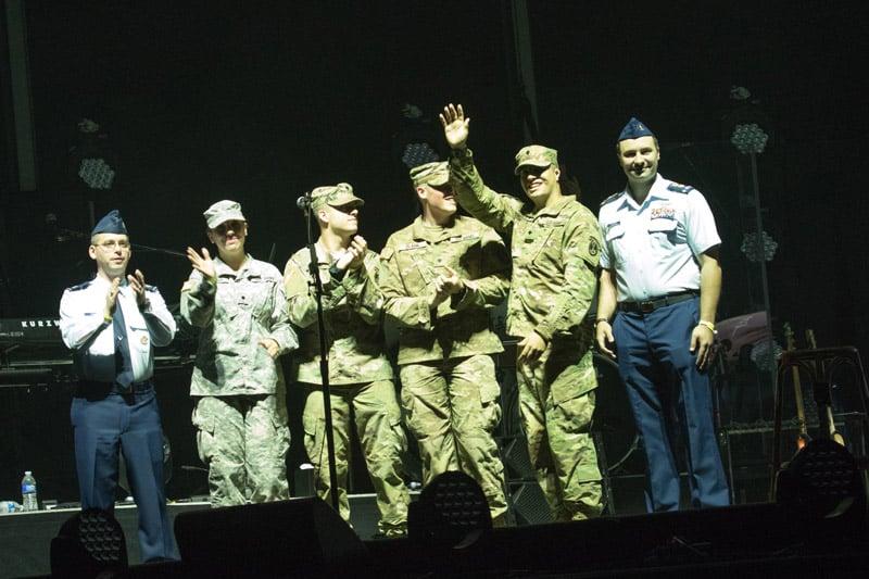 Billy Joel At Nationals Park Washington, D.C. – July 30, 2016 (Photo 69)