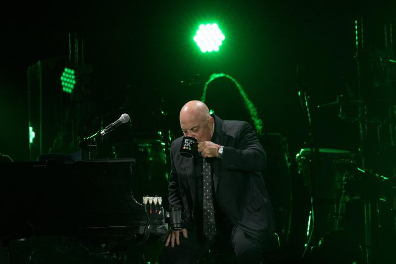 Billy Joel In Concert, Fenway Park, Boston, MA, August 18th, 2016