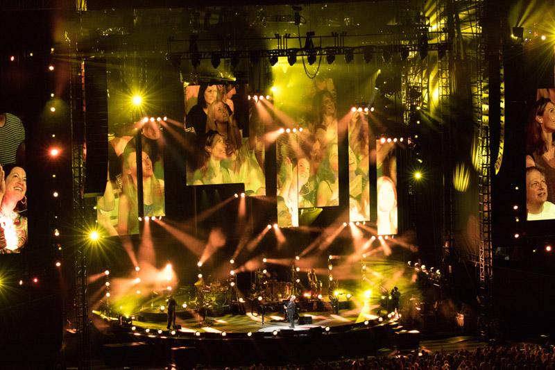 Billy Joel At Fenway Park Boston, MA – August 18, 2016 (Photo 64)