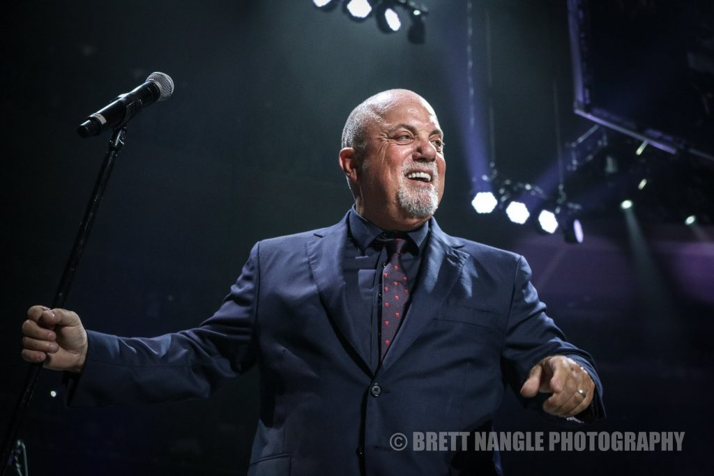Billy Joel – MSG – 8/9/16