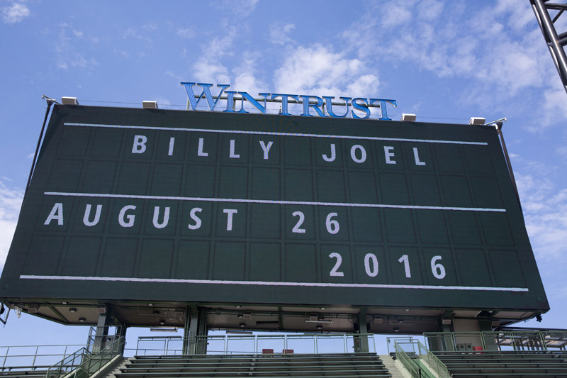 Billy Joel At Wrigley Field Chicago, IL – August 26, 2016 (Photo 71)