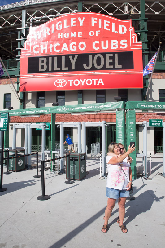 Billy Joel At Wrigley Field Chicago, IL – August 26, 2016 (Photo 64)