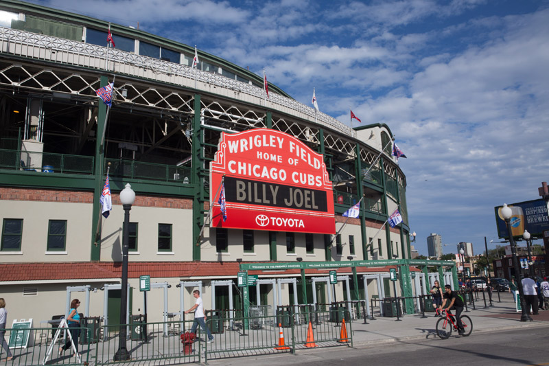 Billy Joel At Wrigley Field Chicago, IL – August 26, 2016 (Photo 62)