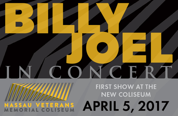 Billy Joel to open the new Coliseum