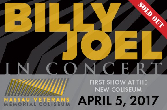 Billy Joel Sells Out The New Coliseum's Opening Show In Less Than Four Minutes