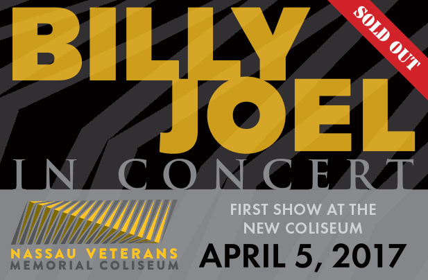 Billy Joel sells out opening show at the new Coliseum