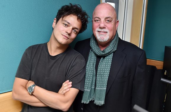 Jamie Cullum Interviews Billy Joel For BBC 2 Radio Special Airing December 6 & 13