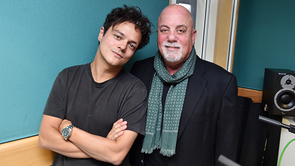 Billy Joel and Jamie Cullum