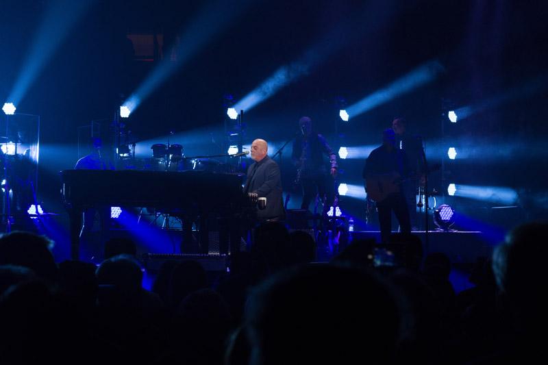 Billy Joel At Madison Square Garden New York, NY – November 21, 2016 (Photo 44)