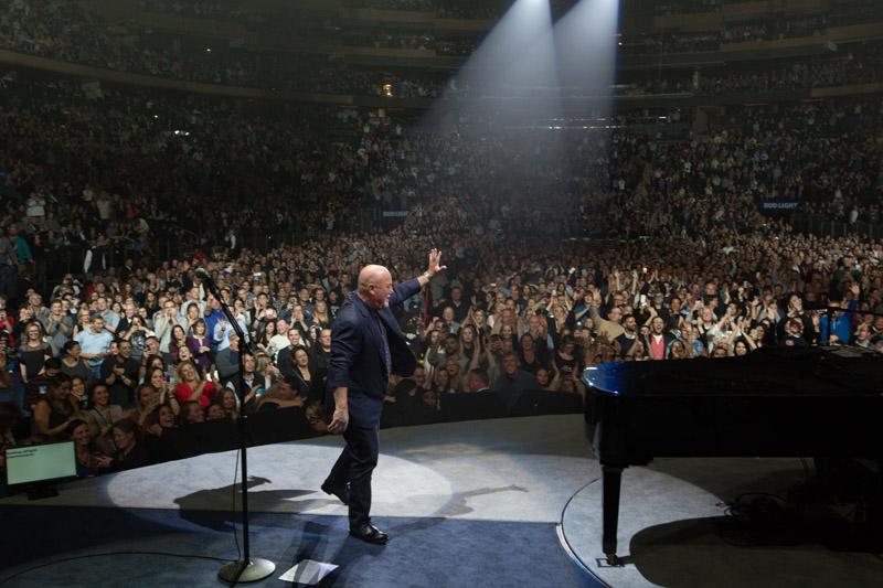 Billy Joel At Madison Square Garden New York Ny November 21 2016 Photo 28 Billy Joel